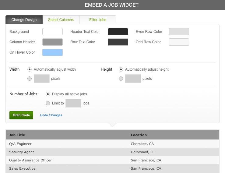 embed-a-job-widget-screenshot